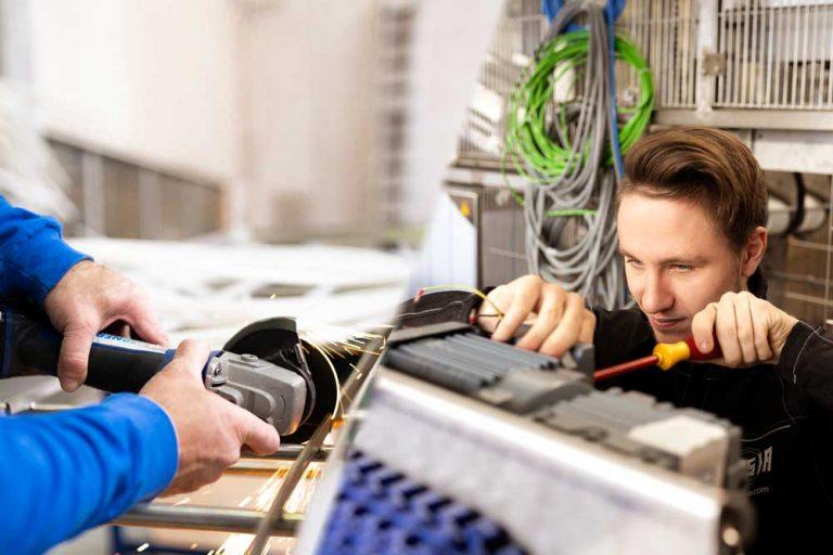 Lipsia Automation Werkstatt